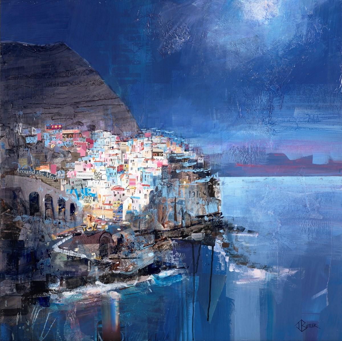 Moonlit Cinque Terre